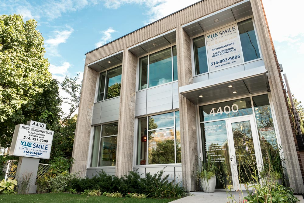 Join us yulsmile orthodontic clinic in montreal